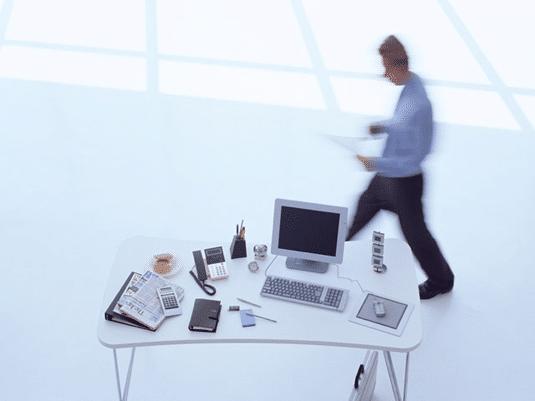 事務機器とオフィス家具