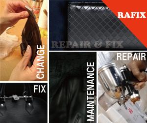 革リペア専門店がサイフやバック、カバンの修理を承ります